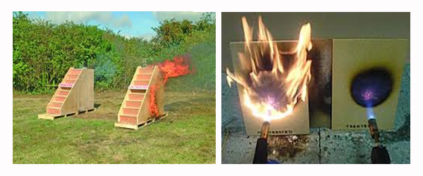 Fire proof paints for wood manufacturer retardant